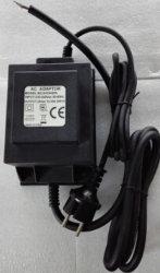 IP68 Waterproof Swimming Pool Lighting Power Transformer 24VAC 250W