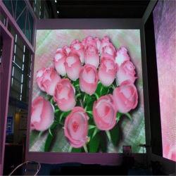 P6 impermeable a todo color de la publicidad de vídeo de pantalla LED de interior