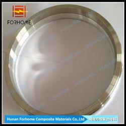 En aluminium/titane/explosion en acier inoxydable plaqué de Soudage métallique des joints de transition pour tuyau de liaison