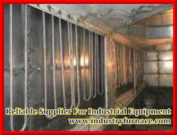 Laboratoire de four de séchage électrique vertical