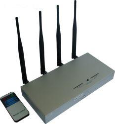 El Aislador de agarrotamiento de la señal de teléfono móvil