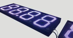Zeit-Bildschirmanzeige-Preis-Zeichen der Kraftstoff-Diesel-/Benzin-Vorstand-Panel-Stoppuhr-LED