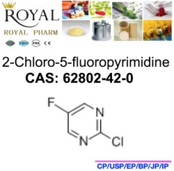Bon prix 2-Chloro-5-Fluoropyrimidine : CAS 62802-42-0