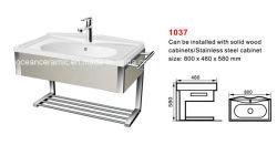 Wash Basin, Basin Holder를 위한 강철 Shelf (No. 1037년)