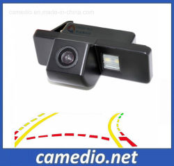 Intelligent Dynamic Trasthtraiettoria Tracks telecamera posteriore per Citroen C4/C5