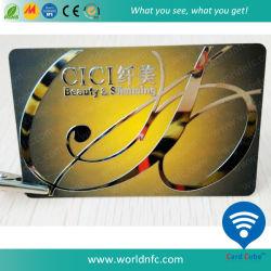 Cr80 из нержавеющей стали членами лояльности металлические тиснения Business Card