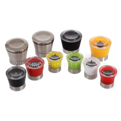 Commerce de gros prix d'usine Moulin à poivre en céramique d'épice réglable des pièces