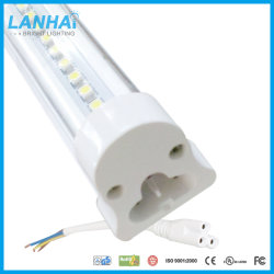 1FT 0.3m 5W SMD2835 blanc/couleur Tube LED T5 intégrée