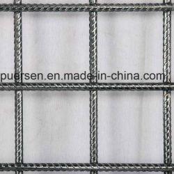 L'Australie & Nouvelle Zélande SL62 SL72 SL82 Treillis métallique soudé Panneau d'armature pour béton / côtelée en usine ou déformé barre en acier de maillage de dalle de renfort