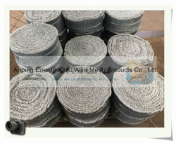 Presilhas de arame de aço /Fio artesanais /Fio Loops duplo