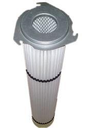 Cartuccia di filtro dell'aria del collettore di polveri per il brillamento di sabbia