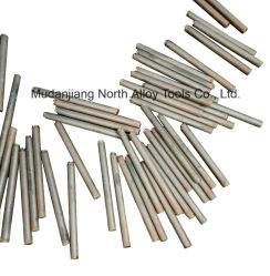 Ligas de tungsténio estampagem de haste para Toolings CNC, Anti-Seismic Titular do Moinho