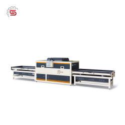 PVC Aluminium Membrane vide WVP Appuyez sur la machine2300A-2Z Appuyez sur la membrane de vide