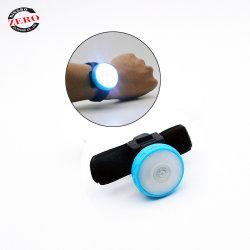 Zy-W001 ABS Mini LED d'urgence poignet Camping Camping de lumière Lanterne éclairage vélo