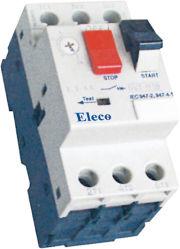 La protección del motor Venta caliente el Disyuntor (ELV_-M Series)