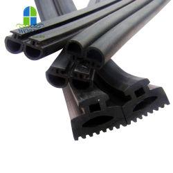Погодостойкие EPDM резиновое уплотнение полоски для наружной стены из стекла