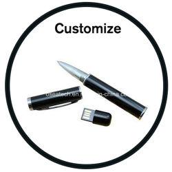 Lecteur Flash USB Pointeur Laser stylo à bille