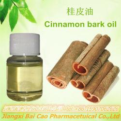 100%の純粋で自然な桂皮の精油、Coa、MSDS、TDSのカシア桂皮オイル