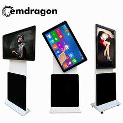 Drehbares LCD-Display 55 Zoll Android Digital Signage LED Digital Signage Advertising