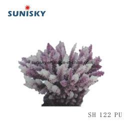 Aquarium Coral feitas pelo PVC ornamento Aquário Aquário de corais moles Artificial Paisagismo Decoração Sh 122 PU