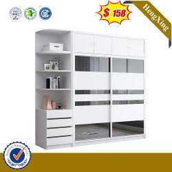 中国の製造者白いカラーワードローブのホテルのホーム寝室の家具