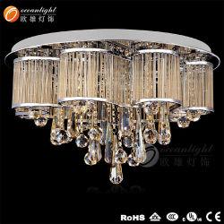 زونجشان إضاءة ثريا كريستالية بندنت أضواء السقف مع المعيشة الغرفة (OM7719)