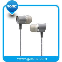 Fio de 3,5mm de alta qualidade original no ouvido fone de ouvido estéreo mp3