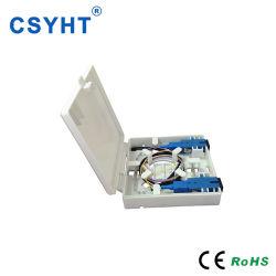 Kanal-Sc-Bildschirmoberflächen-Faser-Optikkontaktbuchse des FTTH Änderung- am Objektprogrammpanel-Ausgangsmini Anschlusskasten-2