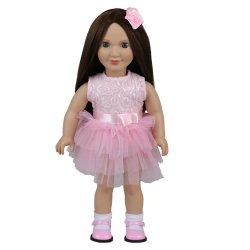 工場によってカスタマイズされる方法AG人形18inchのリアルなアメリカの人形、Bestty 18inchの人形