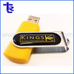 Disco istantaneo del USB della migliore parte girevole del regalo
