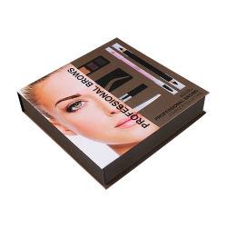 O logotipo personalizado de cosméticos em cartão impresso Makeup Lápis Dom Embalagem embalagem caixa de papelão de papel