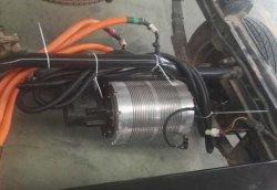 18kw144V AC alimenté par batterie moteur à induction de kits pour la conversion
