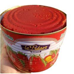 Inserimento di pomodoro italiano organico inscatolato Halal del Le Tresor Brand dell'inserimento di pomodoro del Xinjiang
