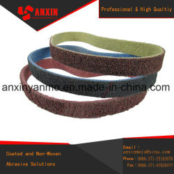 Estado da superfície da correia estreito para o aço inoxidável