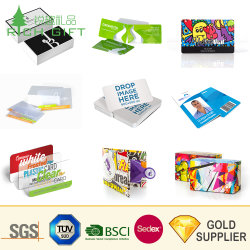 Hochwertige, Preiswerte Bulk Inkjet Druckbare weiße Matte Kontaktlose Ultralight Magnetic Stripe RFID PVC Smart Card VIP Membership Identification for Access Control