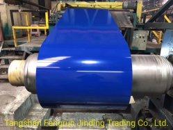 Строительный материал оцинкованного стального листа катушки PPGI кровельных листов/гофрированный лист/ цинка в мастерской