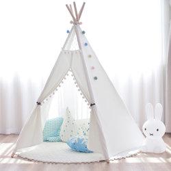 Het Spel van het Huis van de Tent van kinderen huisvest Baby van de Jongen van het Huis van het Meisje van het Stuk speelgoed van de Prinses de Binnen