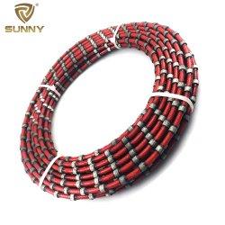 Тип пластика Diamond провод пилы веревки для резки камня