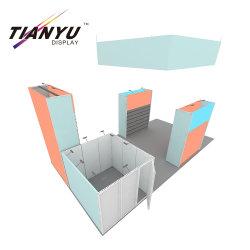 Stand d'exposition de construction personnalisée de concevoir et construire