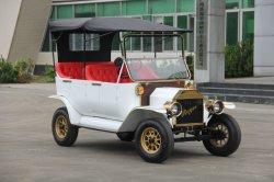 El lado derecho de conducir automóvil Modelo T de automóviles eléctricos