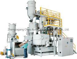 PVC粉のミキサープラスチック機械押出機機械プラスチック企業自動挿入の投薬の混合の運搬システム空気運搬システム