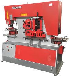 Perforation hydraulique Shearer, travailleur en fer, de perforation et de la machine de cisaillement