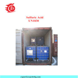 Le traitement du cuir chimique Acide sulfurique H2SO4