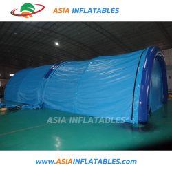 屋外の緊急状態応答の避難所、キャンプのための膨脹可能な一時小型テント