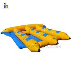 Voler les poissons en eau du tube bateau gonflable jouet Flying Fish D3065