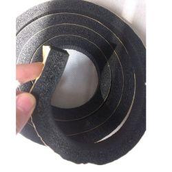 Стекло двери акустические Водонепроницаемый резиновый уплотнитель из пеноматериала лент