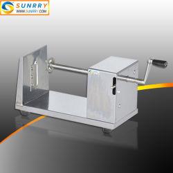 Top Prijs Roestvast Staal Handleiding Elektrische Aardappelmachine