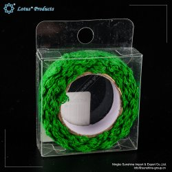 Colorida Contan encaje de cinta adhesiva para DIY