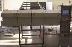 UL 1730 Célula solar propagação das chamas e máquina de teste da marca de gravação