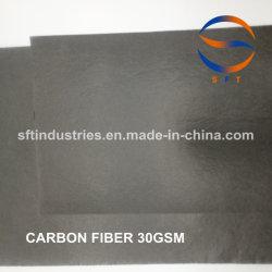 FRP GRP 제품을%s 30GSM 탄소 섬유